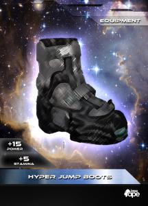 Hyper Jump Boots
