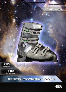 Kinetcis Powered Boots