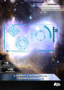 Laser Targetting Programming
