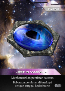 Lost in Vacuum