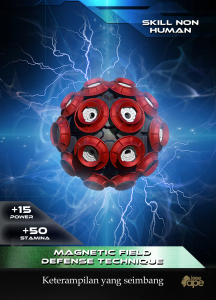 Magnetic Field Defencse Technique