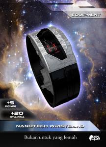 Nanotech Wristband