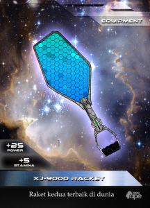 XJ-9000 Racket