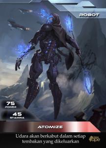 Atomize