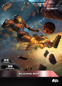 Sliding Bot