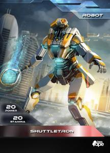 shuttletron